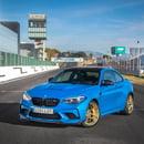 BMW M2 CS (Misano Blau)