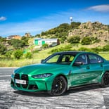 BMW M3 Competition - Miniatura 1