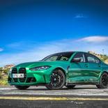 BMW M3 Competition - Miniatura 2