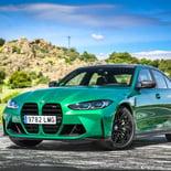 BMW M3 Competition - Miniatura 3