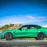BMW M3 Competition - Miniatura 18
