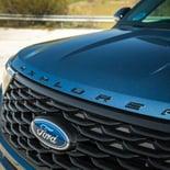 Ford Explorer (Azul Atlas) - Miniatura 8