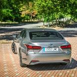 Lexus LS 500h - Miniatura 4