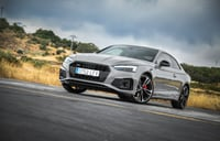 Foto 2 - Audi A5 Coupé 40 TDI