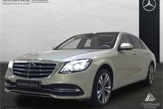 Mercedes Clase S 350 d L