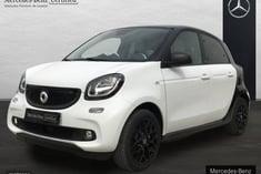 Smart Forfour forfour electric drive / EQ passion