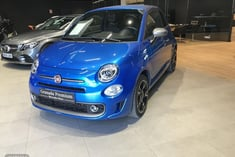 Fiat 500 Berlina 1,3 S 2016