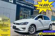 Volkswagen Golf  Sportsvan 2.0TDI CR BMT Sport DSG