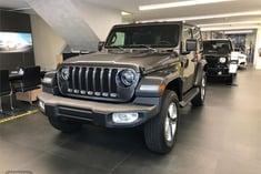 Jeep Wrangler 2.0T GME Sahara 8ATX E6D