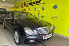 Mercedes Clase E E Estate 320CDI Classic 4M Aut.