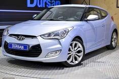 Hyundai Veloster  1.6 GDI Sport S DCT