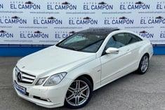 Mercedes Clase E E Coupé 350CDI BE Aut.
