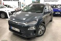 Hyundai Kona  EV Klass 150kW