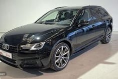 Audi A4 Black line edition 2.0 TDI 110 kW (150 CV)