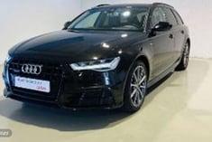 Audi A6 Black line edition 3.0 TDI quattro 200 kW (272 CV) S tronic