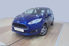 Ford Fiesta 1.0 EcoBoost 74kW Trend 5p