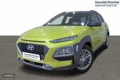 Hyundai Kona CRDI 1.6 115CV 4X2 TECNO 2C LIME MY19