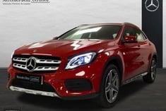 Mercedes Clase GLA 200 CDI / d AMG Line (EURO 6d-TEMP)