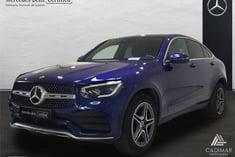 Mercedes Clase GLC Coupé GLC 220 d 4MATIC