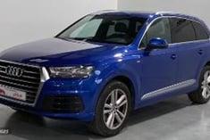 Audi Q7 sport 3.0 TDI quattro 200 kW (272 CV) tiptronic
