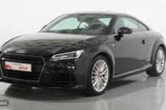 Audi TTS S line edition 2.0 TFSI quattro 169 kW (230 CV) S tronic
