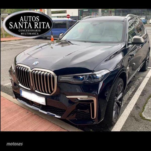 BMW X7 M50 D