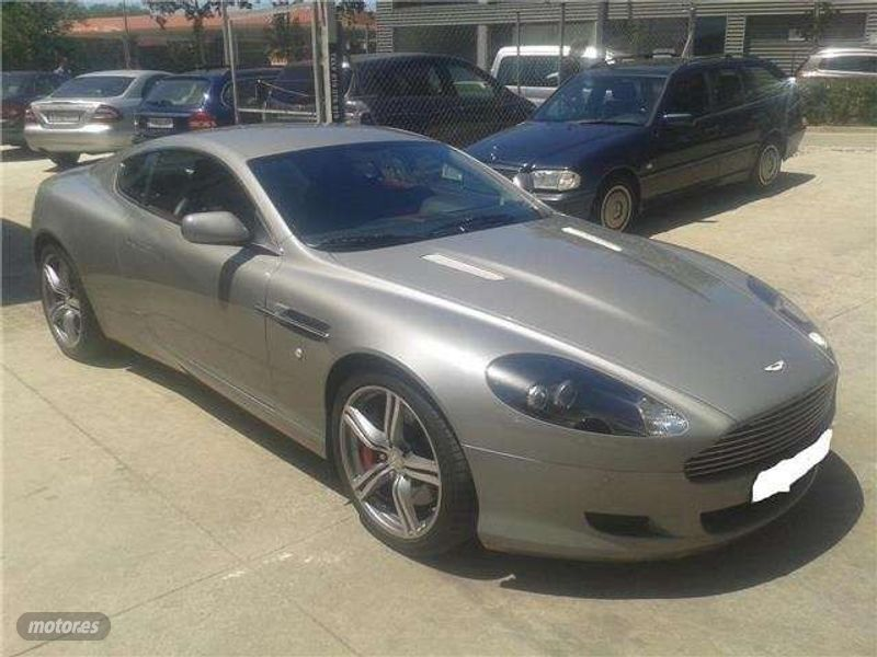 Aston Martin DB9  lemans 3/123