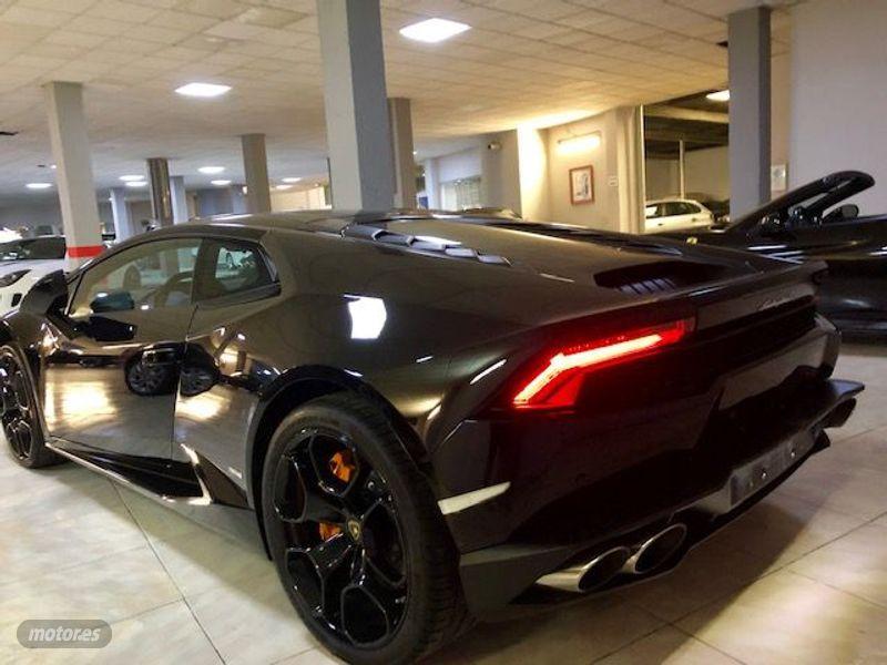 Lamborghini Huracan  LP 610-4 5.2 V10