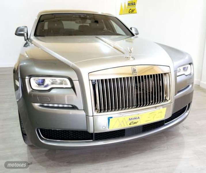 Rolls Royce Ghost 6.6