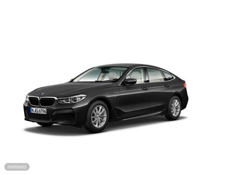 BMW Serie 6 630dA Gran Turismo