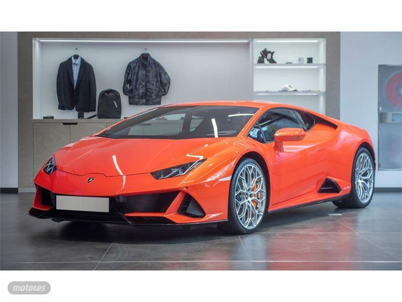 Lamborghini Huracan Huracan  Evo Coupe
