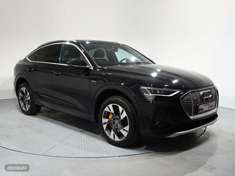 Audi e-tron  55 quattro S line