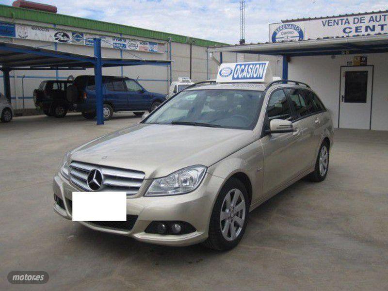 Mercedes Clase C C Estate 200CDI BE AMG Edition