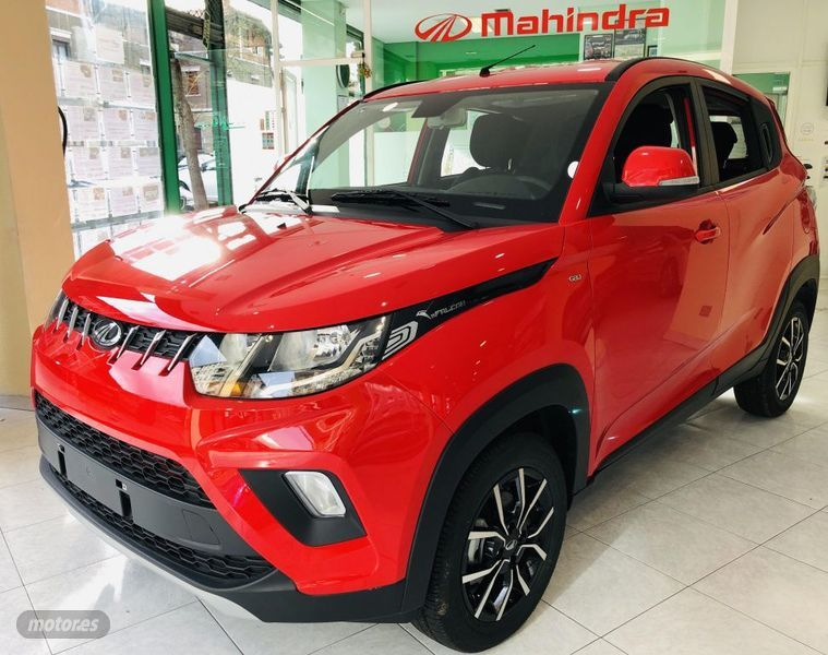 Mahindra KUV100 KUV100 K8