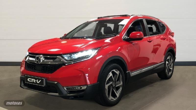 Honda CR-V 1.5 VTEC TURBO EXECUTIVE CVT 4WD 193 5P