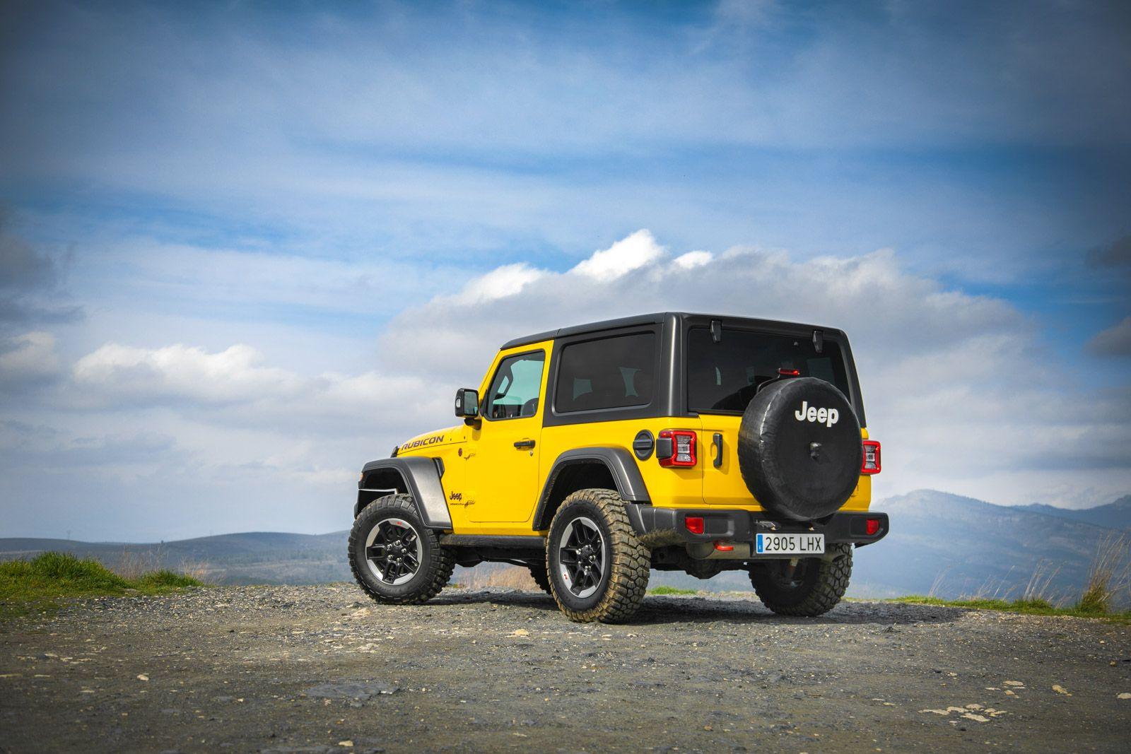 Jeep Wrangler Rubicon 2.0 GME ATX