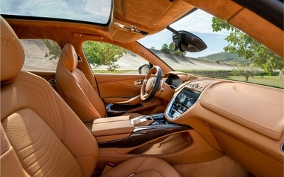 Aston Martin DBX DBX 4.0 V8 4WD Auto (2021)