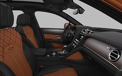 Bentley Bentayga Bentayga 4.0 V8 4WD AUTO (2021)