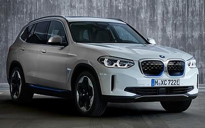 BMW iX3 iX3 80 kWh (2021)