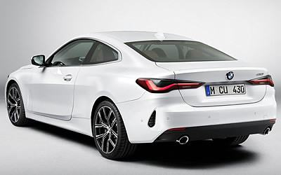 BMW Serie 4 Serie 4 Coupé 420i (2021)