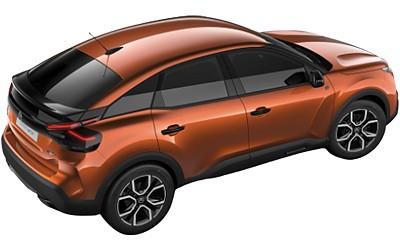 Citroën ë-C4 ë-C4  eléctrico 100kW Feel (2020)