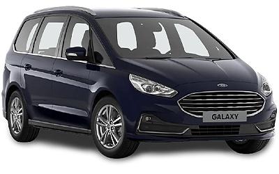 Ford Galaxy Galaxy 2.0 TDCi 110kW (150CV) Titanium (2022)