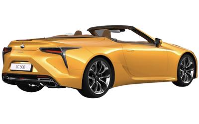 Lexus LC LC Cabrio 5.0 V8 Luxury  (2021)