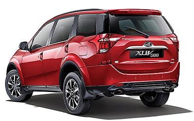 Mahindra XUV500 XUV500 W6 FWD (2021)