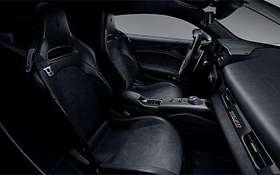 Maserati MC20 MC20 V6 423 kW (630 CV) RWD (2021)