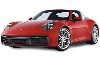Porsche 911 911 Targa  4 (2021)