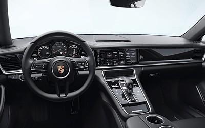 Porsche Panamera Panamera Sport Turismo 4  (2021)