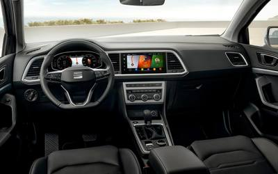 SEAT Ateca Ateca 1.0 TSI 85kW (115CV) St&Sp Reference (2021)