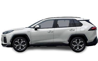 Suzuki Across Across 2.5 PHEV 4WD (2020)