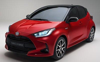 Toyota Yaris Yaris 1.5 120H Active Tech (2020)